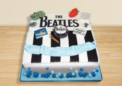 Beatles Cake by Bakers Lane