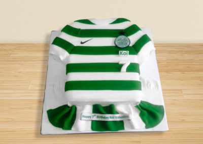 Sports Jersey Cake by Bakers Lane