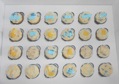 Baby Mini Cupcakes