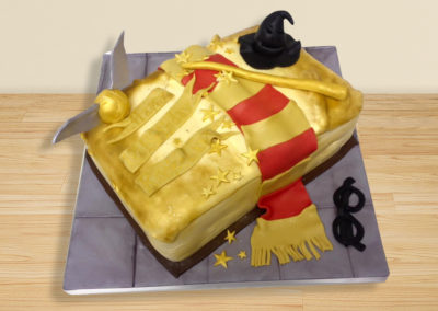 Harry Potter cake by Bakers Lane