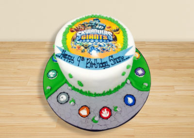 Skylanders cake by Bakers Lane