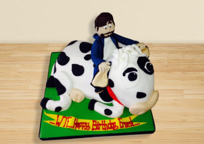 Cow cake by Bakers Lane