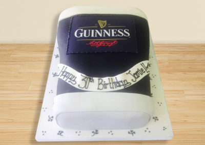 Guinness cake by Bakers Lane