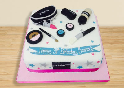 Make-up cake by Bakers Lane