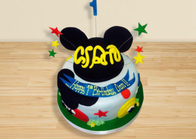 Disney Mickey Mouse Club House cake by Bakers Lane