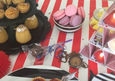 Alice in Wonderland Afternoon Tea by Bakers Lane