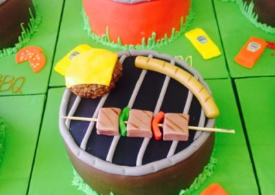 BBQ Cake by Bakers Lane