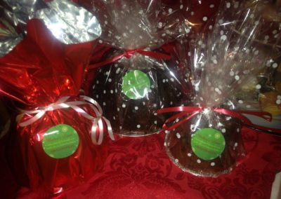 Christmas Puddings by Bakers Lane