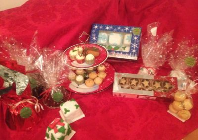 Christmas treats by Bakers Lane