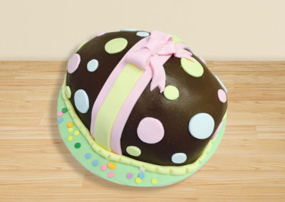 Easter Egg cake by Bakers Lane