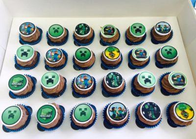 minecraft-mini-cupcakes
